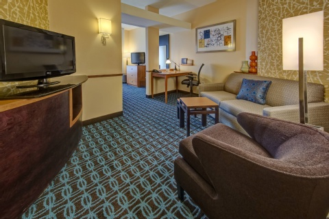 Fairfield Inn & Suites by Marriott Oklahoma City Airport, OK 73108 near Will Rogers World Airport View Point 5
