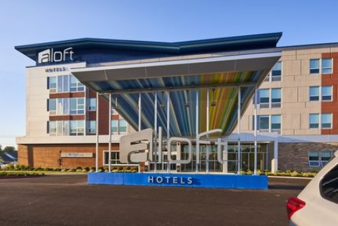 Aloft Cleveland Airport, OH 44070 near Cleveland Hopkins International Airport View Point 17