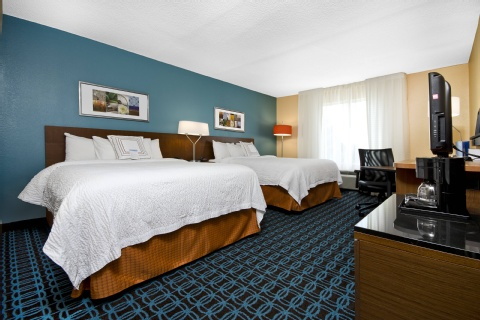 Fairfield Inn & Suites Raleigh-Durham Airport/Research Triangle Park, NC 27560 near Raleigh-durham International Airport View Point 11