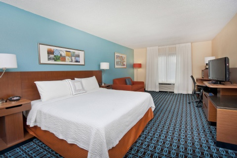 Fairfield Inn & Suites Raleigh-Durham Airport/Research Triangle Park, NC 27560 near Raleigh-durham International Airport View Point 9