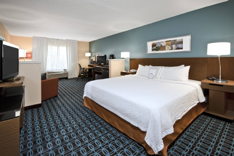 Fairfield Inn & Suites Raleigh-Durham Airport/Research Triangle Park, NC 27560 near Raleigh-durham International Airport View Point 7