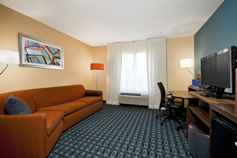 Fairfield Inn & Suites Raleigh-Durham Airport/Research Triangle Park, NC 27560 near Raleigh-durham International Airport View Point 6