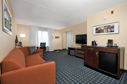 Fairfield Inn & Suites Raleigh-Durham Airport/Research Triangle Park, NC 27560 near Raleigh-durham International Airport View Point 3