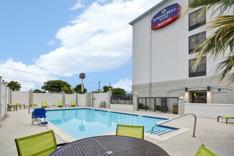 SpringHill Suites by Marriott San Antonio Medical Center/Northwest, TX 78201 near San Antonio International Airport View Point 20