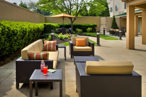 Courtyard by Marriott Allentown Bethlehem/Lehigh Valley Airport, PA 18018 near Lehigh Valley International Airport View Point 19