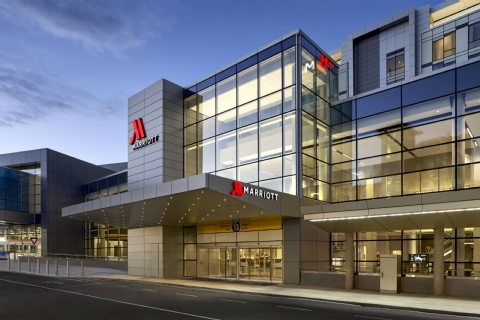 Calgary Airport Marriott In-Terminal Hotel, AB T2E 3B9 near Calgary International Airport View Point 1