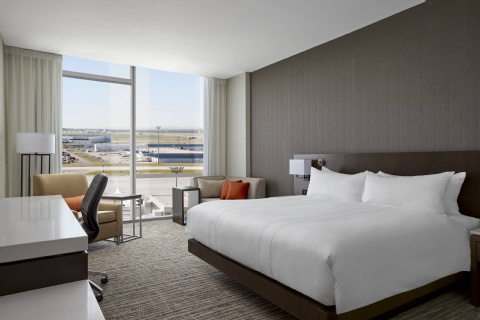 Calgary Airport Marriott In-Terminal Hotel, AB T2E 3B9 near Calgary International Airport View Point 18