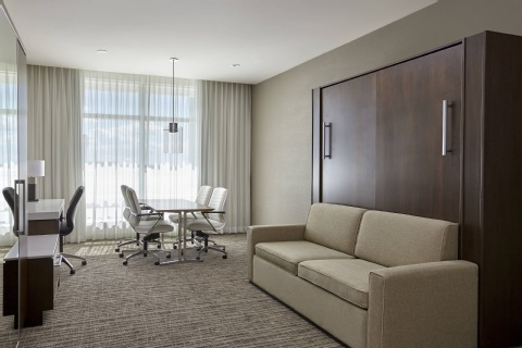 Calgary Airport Marriott In-Terminal Hotel, AB T2E 3B9 near Calgary International Airport View Point 13