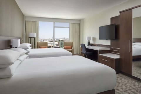 Calgary Airport Marriott In-Terminal Hotel, AB T2E 3B9 near Calgary International Airport View Point 12