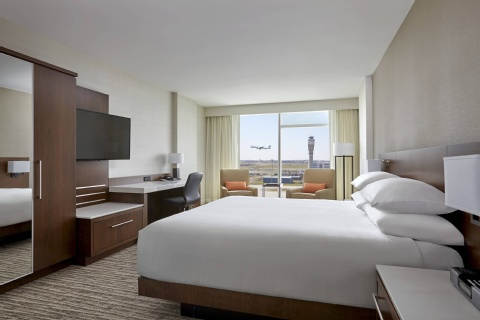 Calgary Airport Marriott In-Terminal Hotel, AB T2E 3B9 near Calgary International Airport View Point 10
