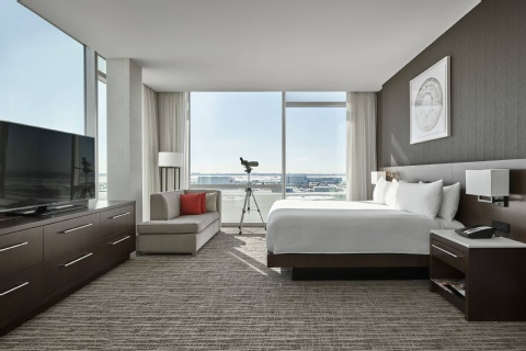 Calgary Airport Marriott In-Terminal Hotel, AB T2E 3B9 near Calgary International Airport View Point 5