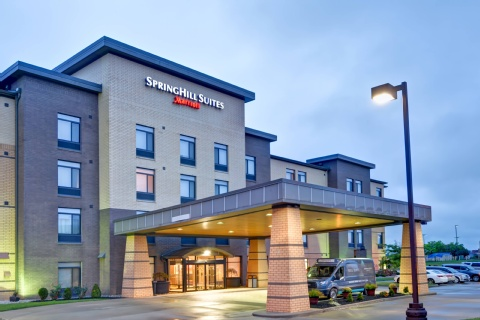 SpringHill Suites Cincinnati Airport South, KY 41042 near Cincinnati/northern Kentucky International Airport View Point 1