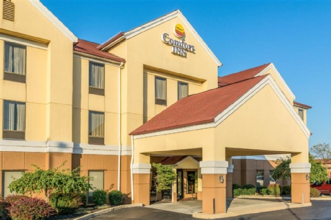 Comfort inn Airport Turfway Road , OH 41042 near Cincinnati/northern Kentucky International Airport View Point 1