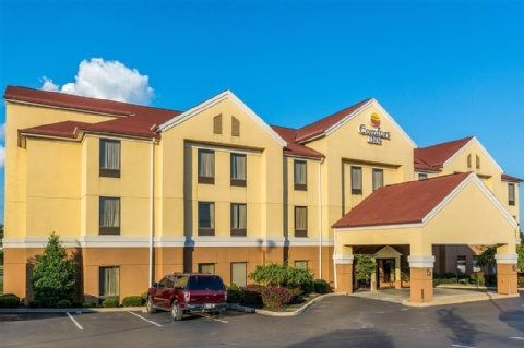 Comfort inn Airport Turfway Road , OH 41042 near Cincinnati/northern Kentucky International Airport View Point 27
