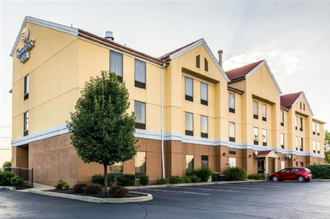 Comfort inn Airport Turfway Road , OH 41042 near Cincinnati/northern Kentucky International Airport View Point 26