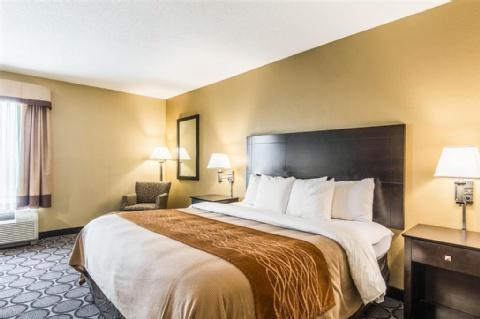 Comfort inn Airport Turfway Road , OH 41042 near Cincinnati/northern Kentucky International Airport View Point 8