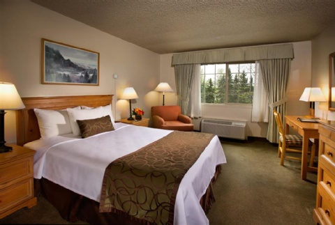 Coast International Inn, AK 99502 near Ted Stevens Anchorage International Airport View Point 6