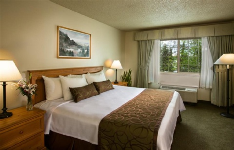 Coast International Inn, AK 99502 near Ted Stevens Anchorage International Airport View Point 1