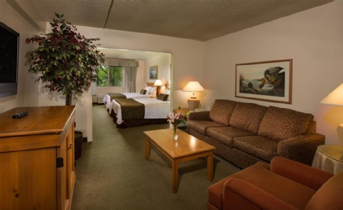 Coast International Inn, AK 99502 near Ted Stevens Anchorage International Airport View Point 2