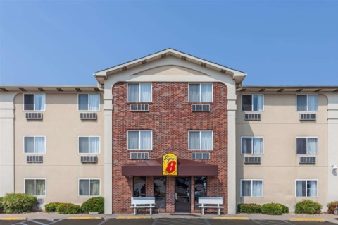 Super 8 by Wyndham Irving DFW Airport/South, TX 75062-5916 near Dallas-fort Worth International Airport View Point 1