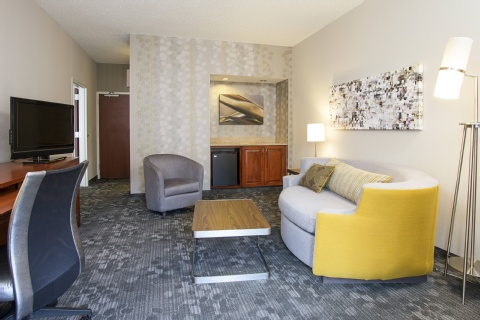Courtyard by Marriott Rochester Brighton, NY 14623 near Greater Rochester International Airport View Point 2