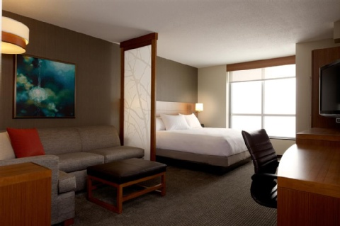 Hyatt Place Dfw, TX 75261 near Dallas-fort Worth International Airport View Point 1