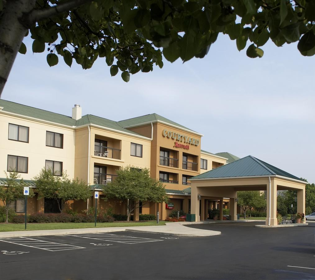 Courtyard by Marriott Columbus Airport, OH 43219 near Port Columbus International Airport View Point 6