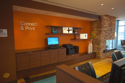 Fairfield Inn & Suites Columbus Airport, OH 43219 near Port Columbus International Airport View Point 23