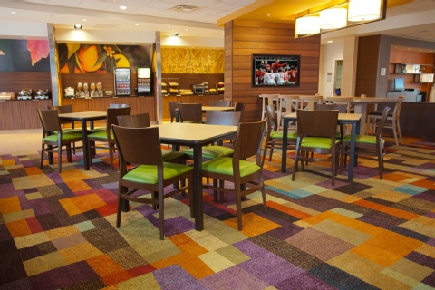 Fairfield Inn & Suites Columbus Airport, OH 43219 near Port Columbus International Airport View Point 15