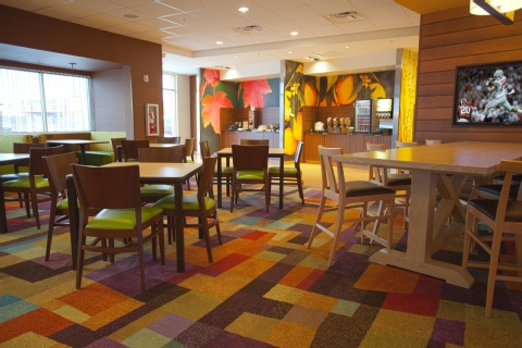 Fairfield Inn & Suites Columbus Airport, OH 43219 near Port Columbus International Airport View Point 13