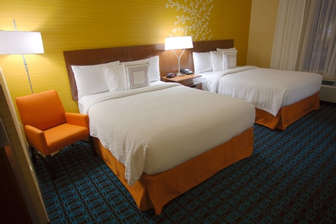 Fairfield Inn & Suites Columbus Airport, OH 43219 near Port Columbus International Airport View Point 7