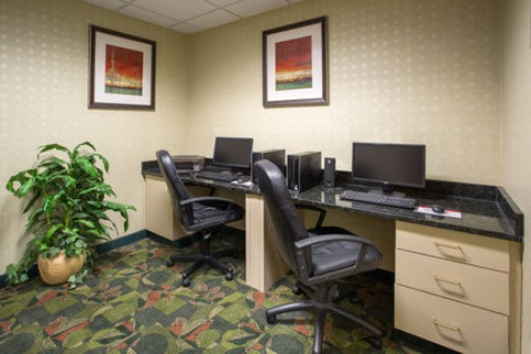 Holiday Inn Express & Suites Columbus Airport, OH 43230 near Port Columbus International Airport View Point 19