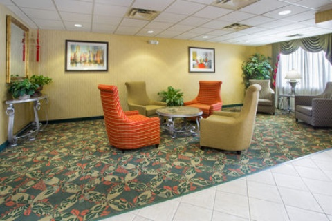 Holiday Inn Express & Suites Columbus Airport, OH 43230 near Port Columbus International Airport View Point 15
