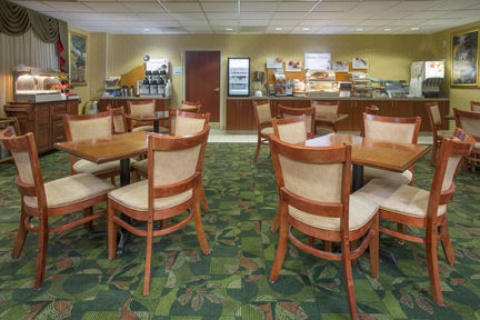 Holiday Inn Express & Suites Columbus Airport, OH 43230 near Port Columbus International Airport View Point 14