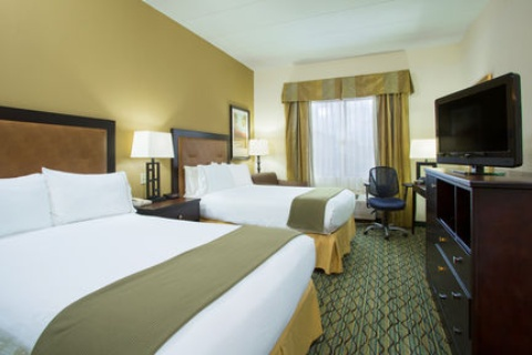 Holiday Inn Express & Suites Columbus Airport, OH 43230 near Port Columbus International Airport View Point 10