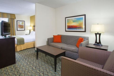 Holiday Inn Express & Suites Columbus Airport, OH 43230 near Port Columbus International Airport View Point 4