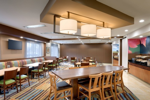 Fairfield Inn & Suites by Marriott Salt Lake City Airport, UT 84116 near Salt Lake City International Airport View Point 17