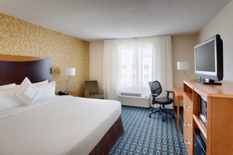 Fairfield Inn & Suites by Marriott Salt Lake City Airport, UT 84116 near Salt Lake City International Airport View Point 11