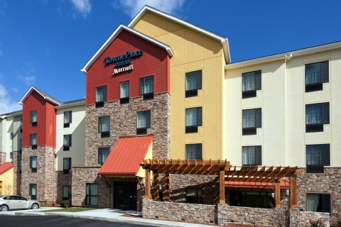 TownePlace Suites Nashville Airport, TN 37210 near Nashville International Airport View Point 1