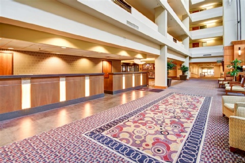 DoubleTree Suites by Hilton Hotel Seattle Airport Southcenter, WA 98188 near Seattle-tacoma International Airport View Point 11