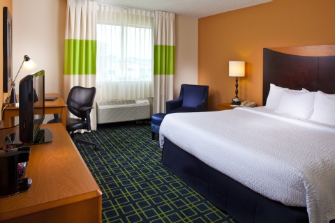 Fairfield Inn & Suites by Marriott Kenner New Orleans Airport, LA 70065 near Louis Armstrong New Orleans International Airport  View Point 6