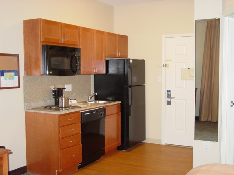 Candlewood Suites dfw South, TX 76155 near Dallas-fort Worth International Airport View Point 2