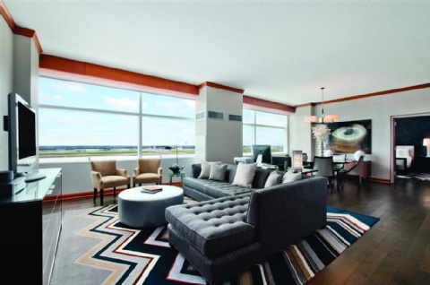 Grand Hyatt DFW Airport, TX 75261-9045 near Dallas-fort Worth International Airport View Point 4