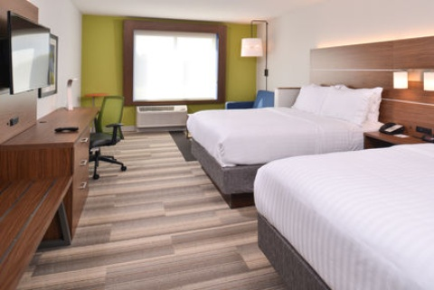 Holiday Inn Express & Suites Omaha Airport, NE 51510 near Eppley Airfield View Point 19