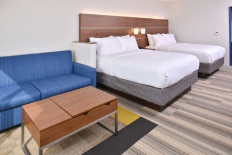 Holiday Inn Express & Suites Omaha Airport, NE 51510 near Eppley Airfield View Point 16