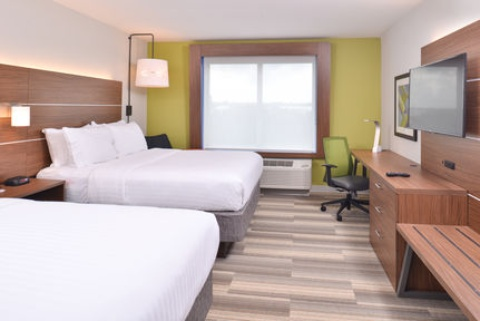 Holiday Inn Express & Suites Omaha Airport, NE 51510 near Eppley Airfield View Point 7