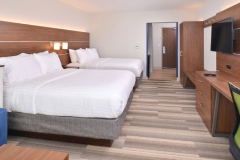 Holiday Inn Express & Suites Omaha Airport, NE 51510 near Eppley Airfield View Point 4