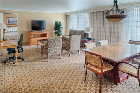 Hilton Seattle Airport and Conference Center, WA 98188-4001 near Seattle-tacoma International Airport View Point 16