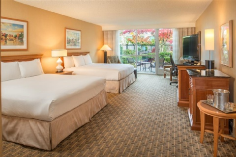 Hilton Seattle Airport and Conference Center, WA 98188-4001 near Seattle-tacoma International Airport View Point 1