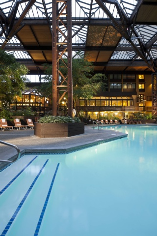 Seattle Airport Marriott, WA 98188 near Seattle-tacoma International Airport View Point 13